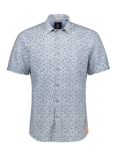 Lerros Overhemd OVERHEMD MET ALLOVER PRINT 2952030 443