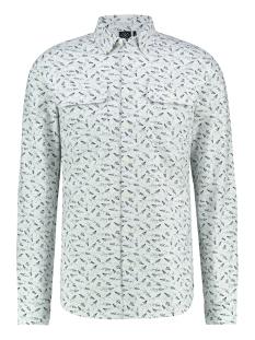 Kultivate Overhemd ST PAPER PLANES 1901030000 203 Ecru