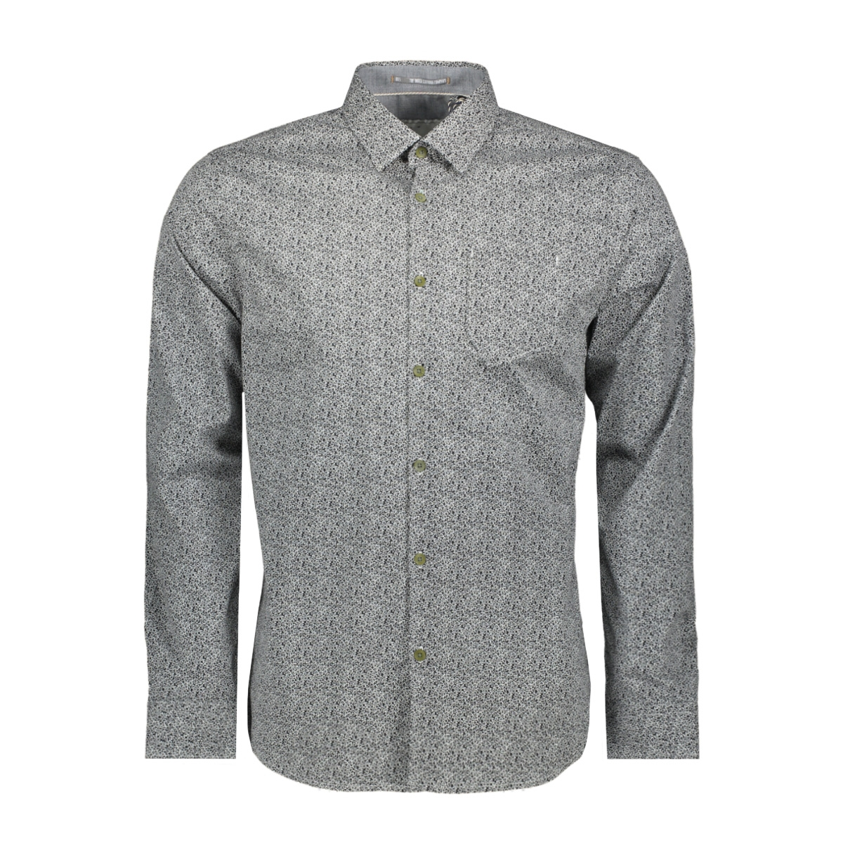 all over printed shirt 92410702 no-excess overhemd 078 night