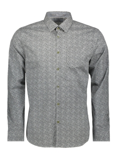 NO-EXCESS Overhemd ALL OVER PRINTED SHIRT 92410702 078 Night
