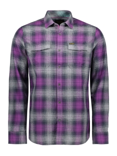 PME legend Overhemd CHECK SHIRT PSI195221 4142