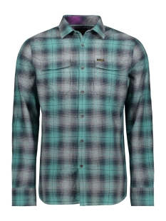 PME legend Overhemd CHECK SHIRT PSI195221 5224