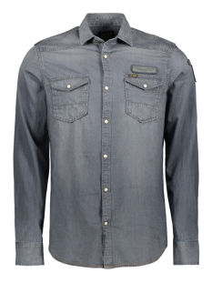 PME legend Overhemd DENIM SHIRT PSI195238 590