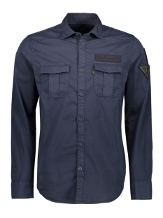 PME legend Overhemd CARGO TWILL SHIRT PSI195240 5281
