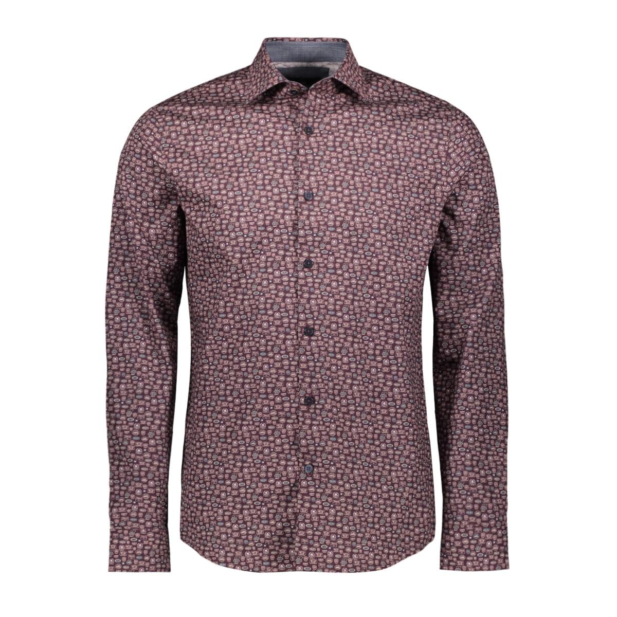 all over printed shirt vsi195400 vanguard overhemd 4343