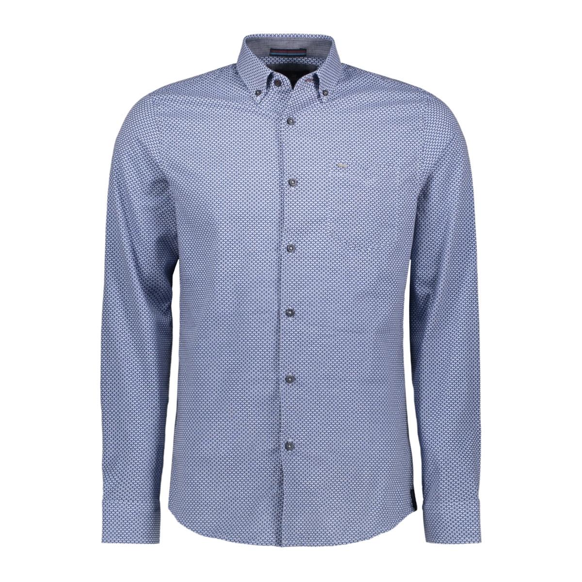 all over printed shirt vsi195402 vanguard overhemd 5331