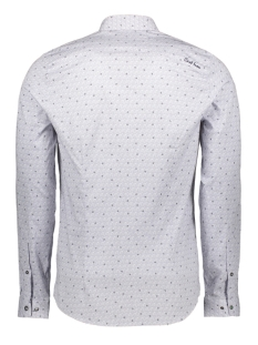 all over printed shirt csi195600 cast iron overhemd 7003