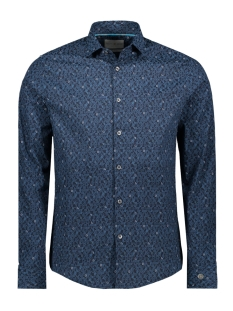 all over printed shirt csi195602 cast iron overhemd 5287
