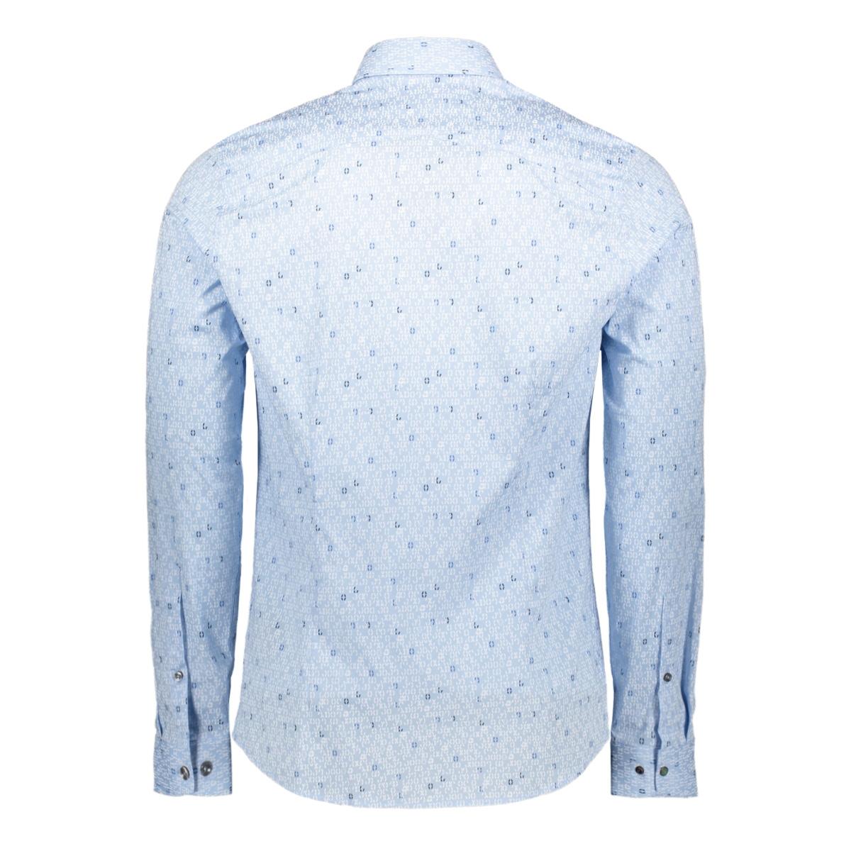 all over printed shirt csi195602 cast iron overhemd 5300