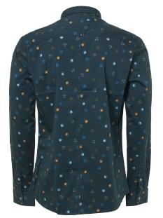 shirt printed 92430702 no-excess overhemd 157 dk seagreen