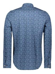 long sleeve poplin print shirt vsi196400 vanguard overhemd 5286