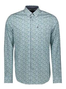long sleeve poplin print shirt vsi196400 vanguard overhemd 7003