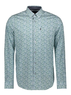 Vanguard Overhemd LONG SLEEVE POPLIN PRINT SHIRT VSI196400 7003