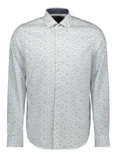 Vanguard Overhemd LONG SLEEVE POPLIN PRINT SHIRT VSI196402 7003