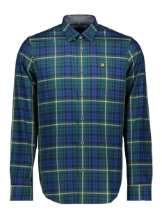 Vanguard Overhemd LONG SLEEVE SHIRT CHECK VSI196430 6078