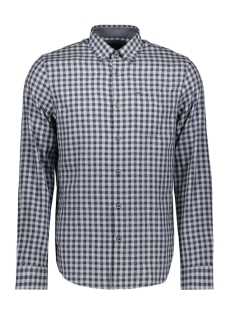 Vanguard Overhemd LONG SLEEVE POPLIN PRINT SHIRT VSI196432 910
