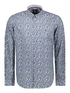 overhemd met all over print 2971127 lerros overhemd 222