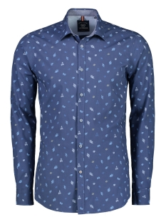 Lerros Overhemd OVERHEMD MET ALLOVER PRINT 2971016 448