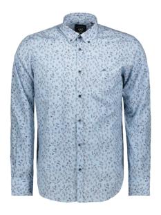 overhemd met all over print 2971121t lerros overhemd 448