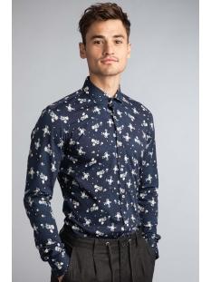 overhemd met grafische print 8971324 new in town overhemd 479