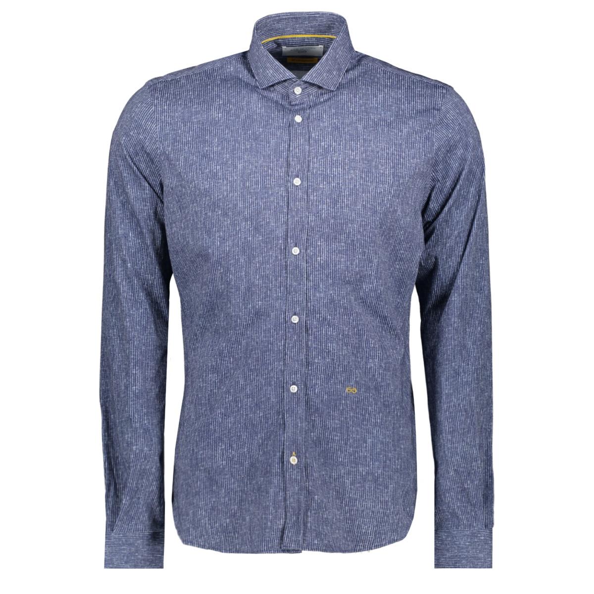 overhemd met allover print 8971326 new in town overhemd 479