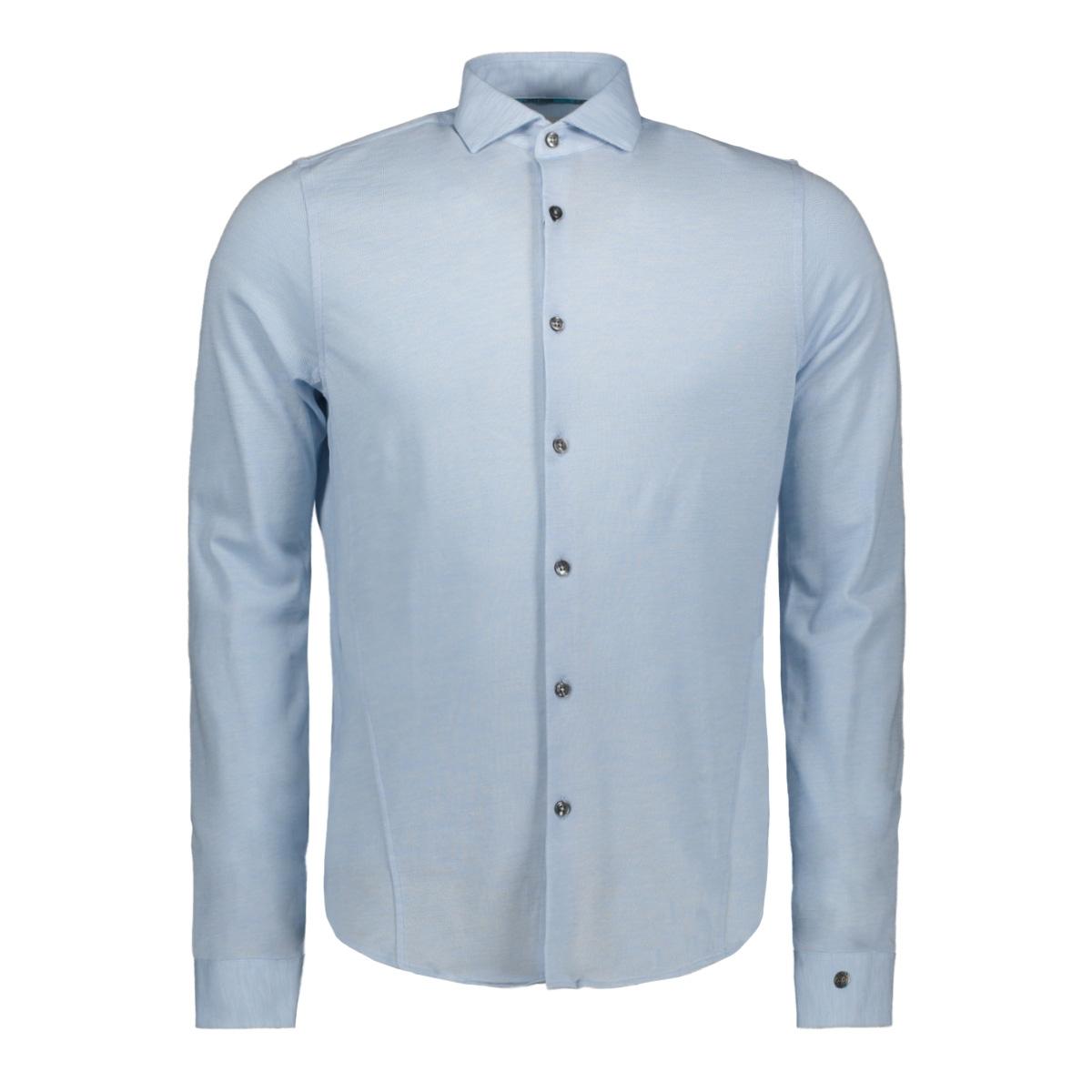 jersey slub pique shirt csi196616 cast iron overhemd 5300