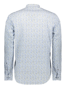 overhemd met all over print 2991152 lerros overhemd 679