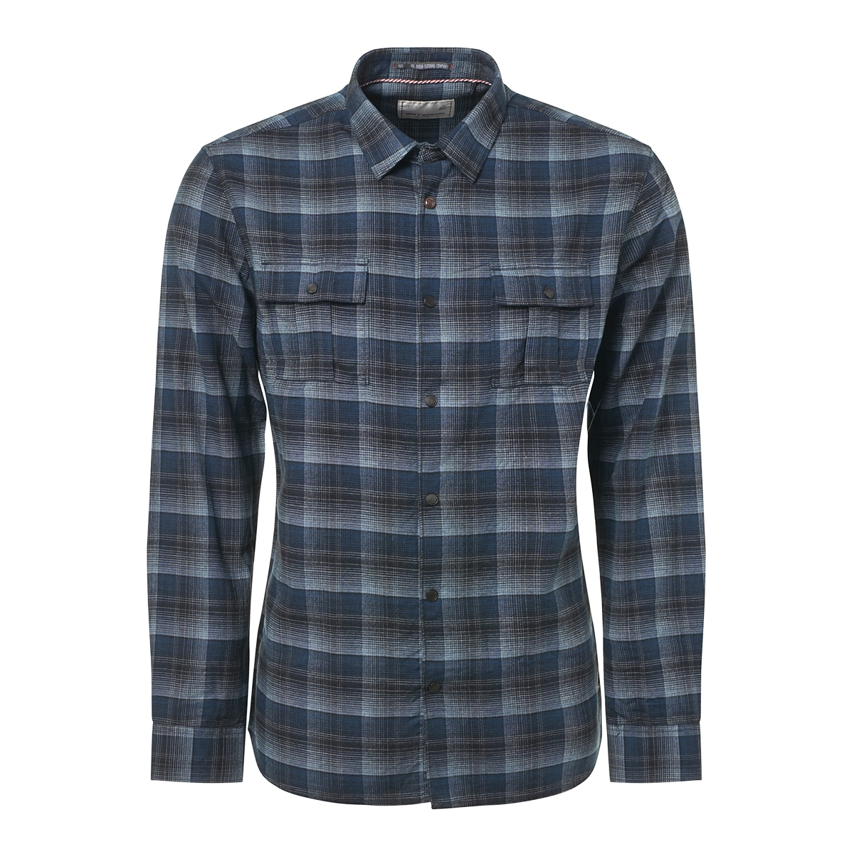 checked shirt 92430908 no-excess overhemd 132