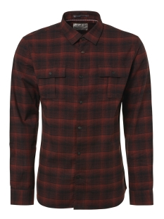 NO-EXCESS Overhemd CHECKED SHIRT 92430908 160 Brick