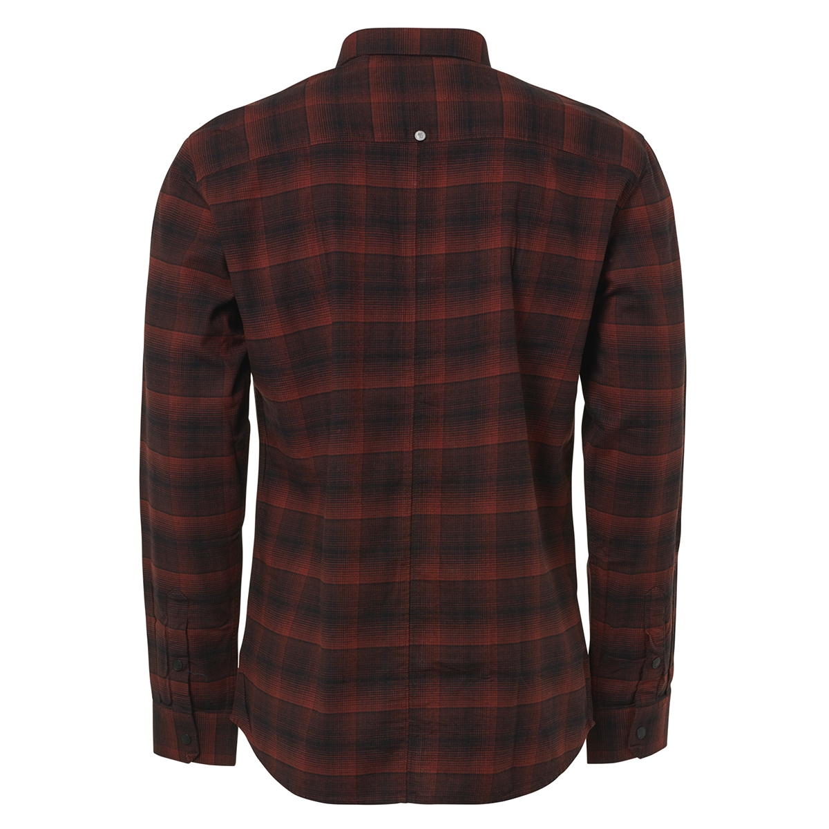 checked shirt 92430908 no-excess overhemd 160 brick