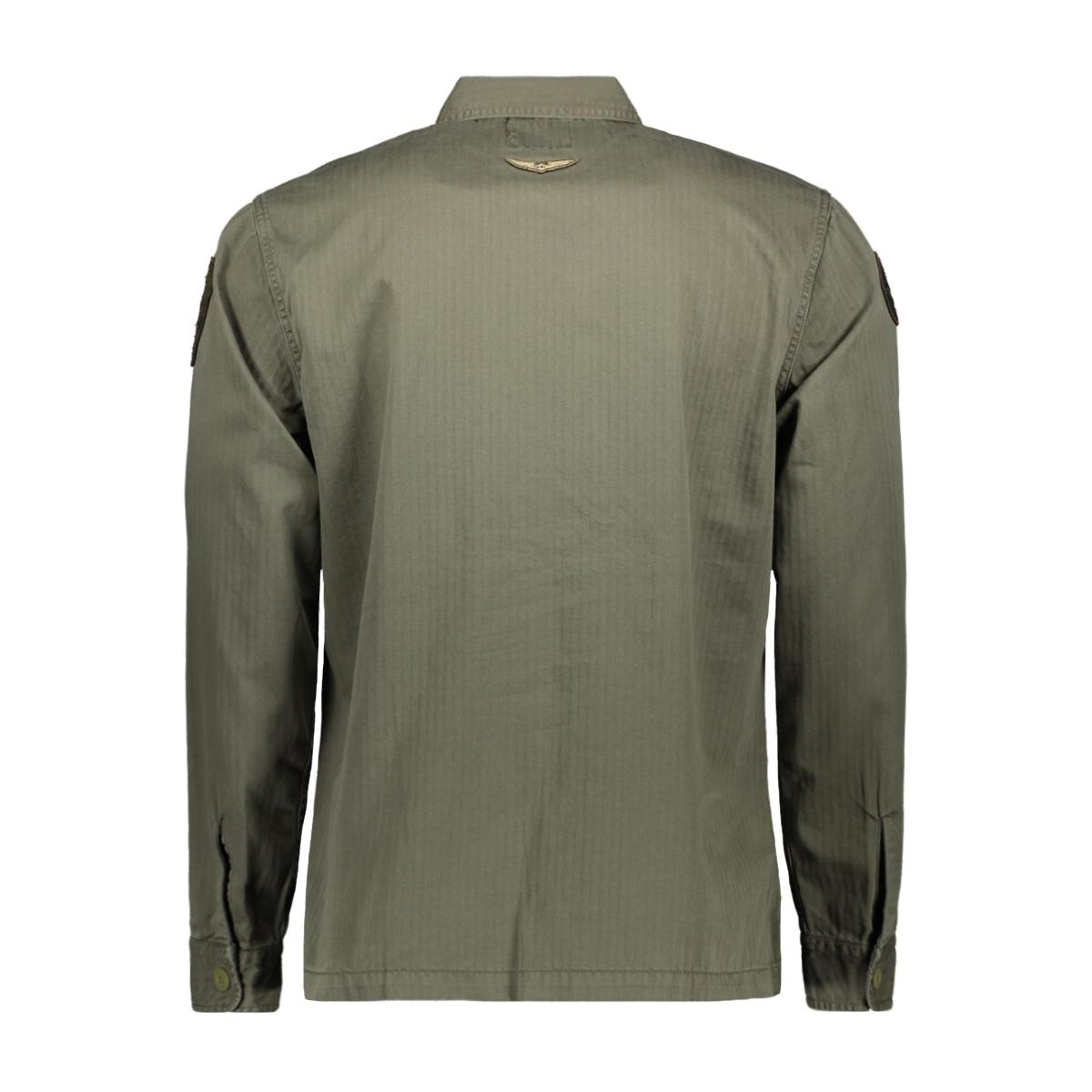 long sleeve shirt psi196235 pme legend overhemd 6414
