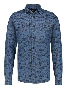 Kultivate Overhemd ST WINTERPARK 1901040002 304 Indigo