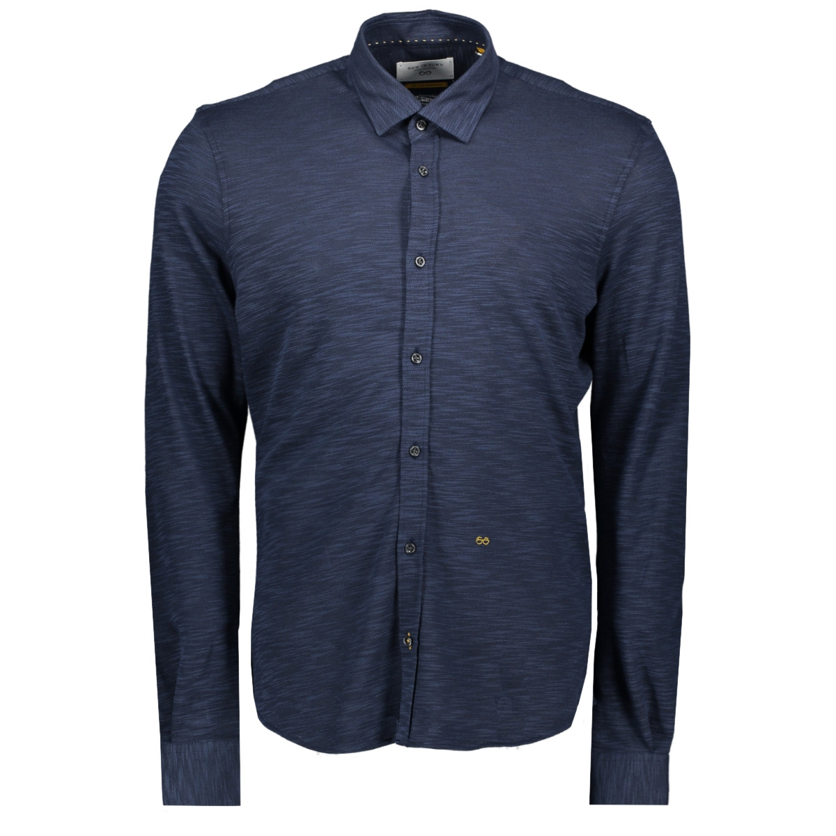 gemeleerd  overhemd 8991011 new in town overhemd 479