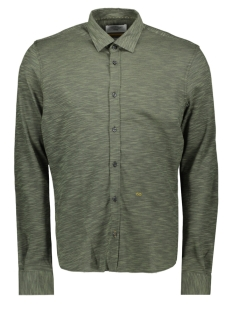 gemeleerd overhemd 8991011 new in town overhemd 653