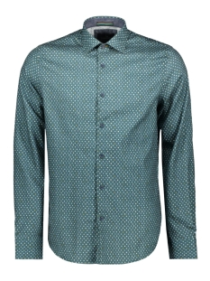 Vanguard Overhemd LONG SLEEVE POPLIN PRINT SHIRT VSI196402 6078