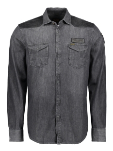 PME legend Overhemd LONG SLEEVE SHIRT PSI197213 998