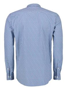 overhemd met karabijn haak print 29n1086 lerros overhemd 485