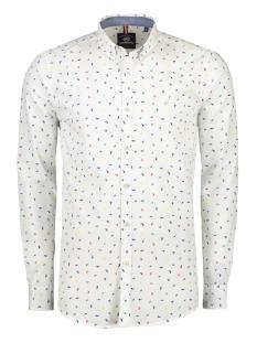 Lerros Overhemd OVERHEMD MET MINIMAL PRINT 29N1187 222