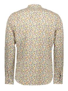 overhemd met grafische print 29n1191 lerros overhemd 353