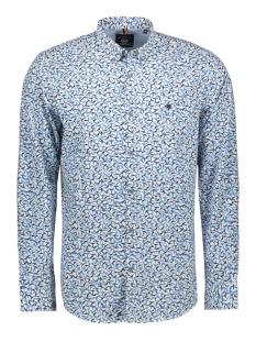 overhemd met grafische print 29n1191 lerros overhemd 455