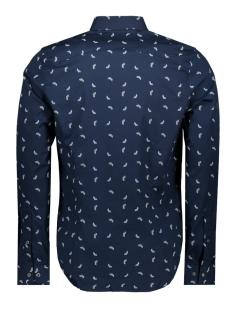 printed shirt csi198658 cast iron overhemd 5118