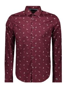 printed shirt csi198658 cast iron overhemd 4097
