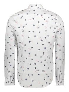 printed shirt csi198644 cast iron overhemd 7003