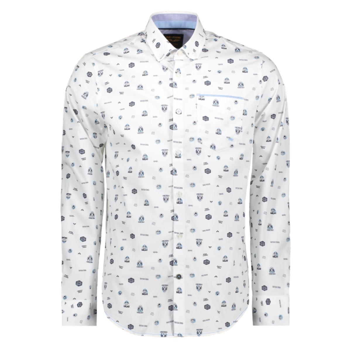 long sleeve shirt psi198201 pme legend overhemd 7003