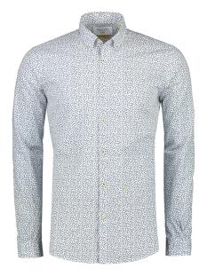 New in Town Overhemd OVERHEMD MET MIER PATROON 89N1112 494