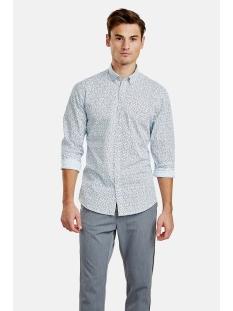 overhemd met mier patroon 89n1112 new in town overhemd 494