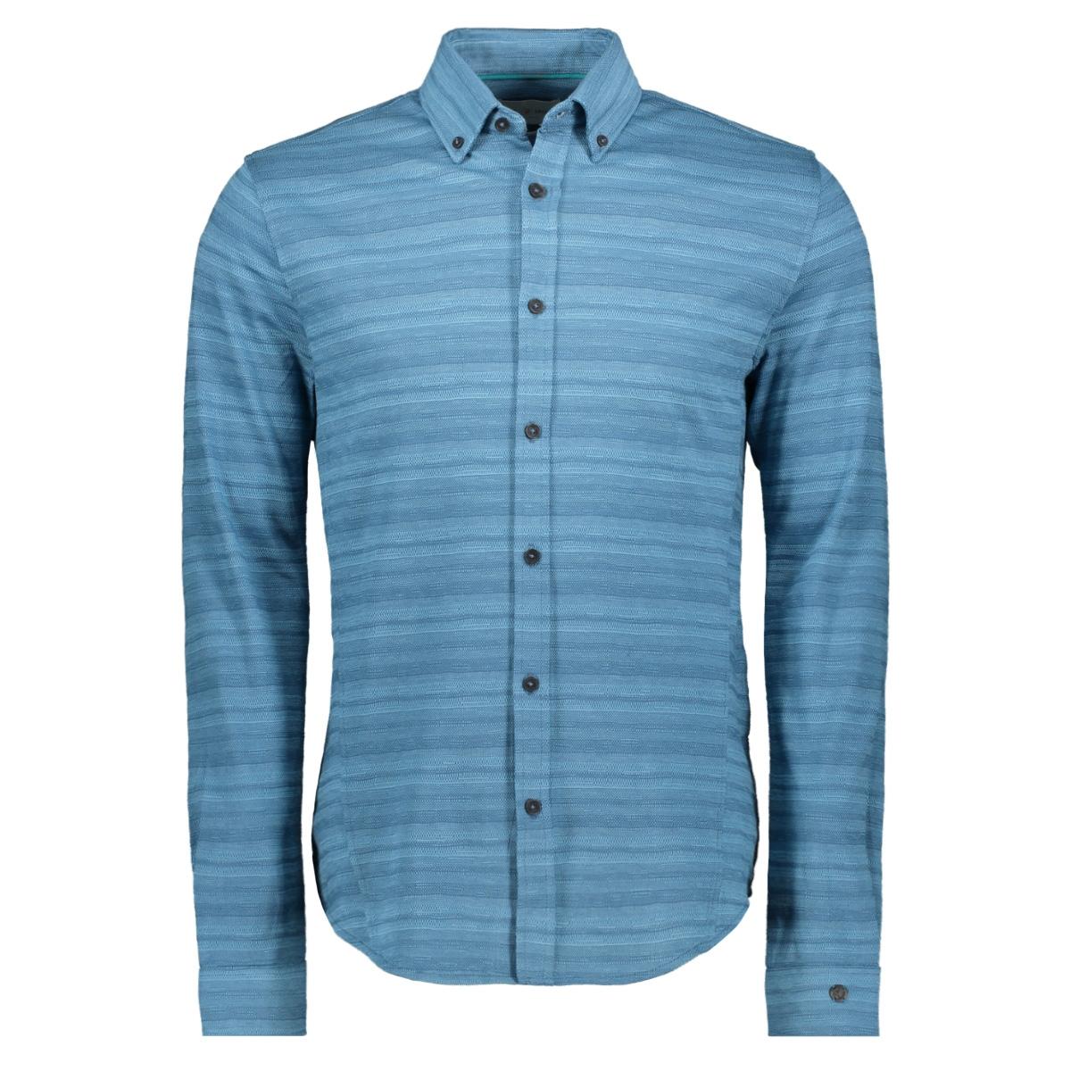 pique shirt csi201604 cast iron overhemd 5230