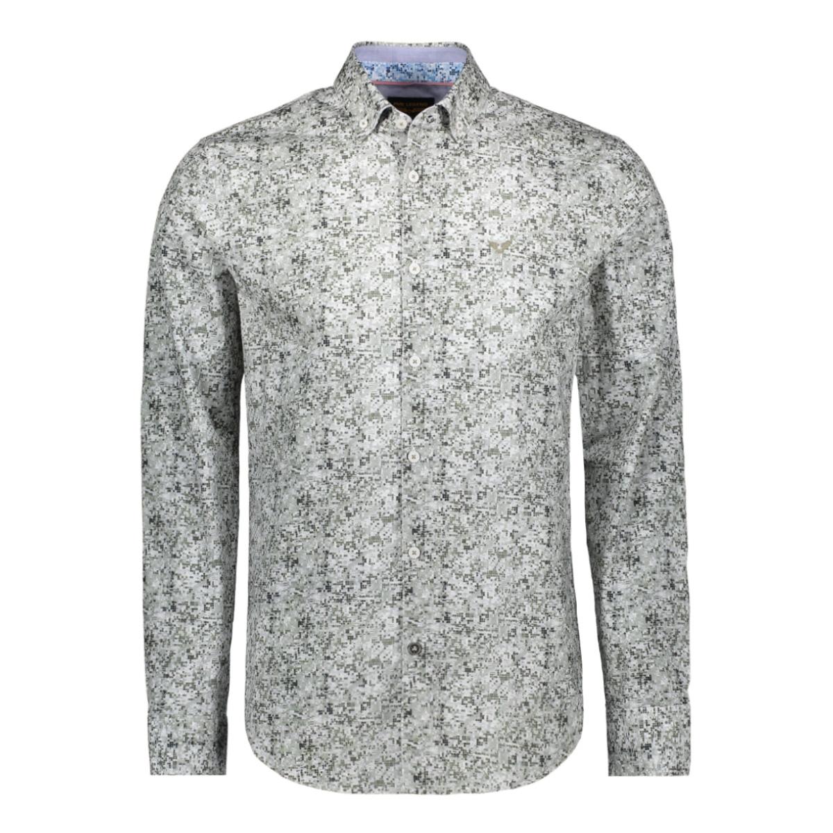 long sleeve poplin shirt psi201218 pme legend overhemd 6149