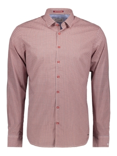 NO-EXCESS Overhemd LONG SLEEVE SHIRT 95450102 172 PEACH