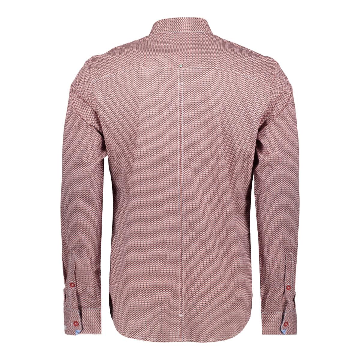 long sleeve shirt 95450102 no-excess overhemd 172 peach